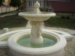 Fountains stone