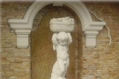 Sculptures stone