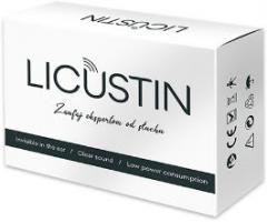 Licustin (Ликустин)- капсулы для улучшения слуха