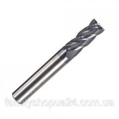 Фреза концевая по металлу 8x60x8мм HRC50...