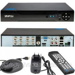 Видеорегистратор HVR NVR DVR TVPSii 6008T-MH,