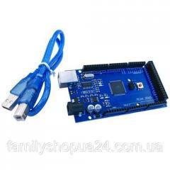 Плата Arduino Mega 2560 ATmega2560-16AU + USB