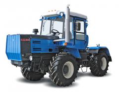 El tractor ХТЗ-150К-09-25 de rueda por la potencia