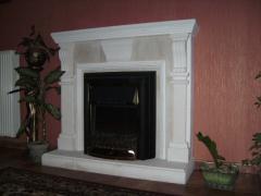 Fireplaces stone