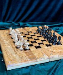 Икона ручной работы Николай Чудотворец, ...