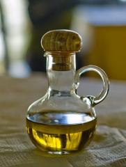 Нерафінована олія соняшника