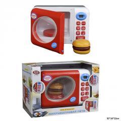 Микроволновая печь с кнопками в кор 32*22*16см
