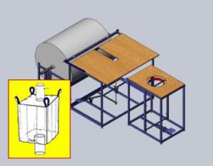 Комплект оборудования для раскроя заготовок