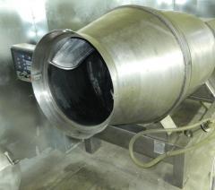 Массажер вакуумный для мяса «VRONA» 1500, б/у после сервиса.