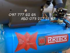 Компрессор воздушный Ижевск ИКБ-50V 3300 Вт...