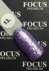 Гель-лак FOCUS premium titan № 13, 8 мл