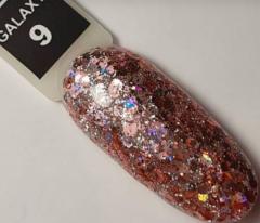 Гель-лак Luxton Galaxy № 9, 10 мл