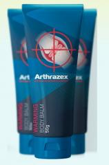 Arthrazex (Артразекс) - крем для суставов