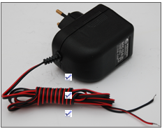 The power supply unit the stabilized BPS 1,5 - 0,5