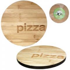 """Доска кухонная """"Pizza"""" Ø30см для пиццы, ..."""