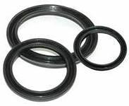 Cuffs sealing rubber for hydraulic TU 38