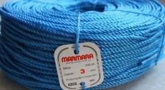 The rope polypropylene Marmara (Marmar), diameter