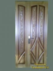 Двери деревянные, межкомнатные