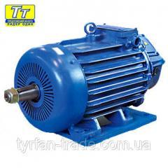 Электродвигатель МТН (F) 611 45кВт/600