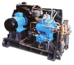 The AKP-2 compressor, installations compressor,