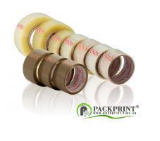 Packing adhesive tape transparen