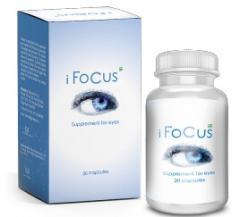IFocus (АйФокус) - капсулы для улучшения...