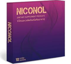 Niconol (Никонол) - капсулы от курения