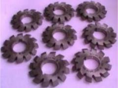 Фрезы дисковые зуборезные