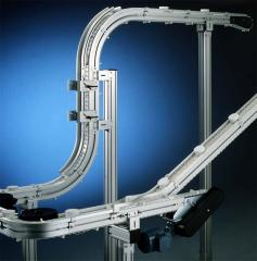 Conveyors and conveyor systems of FlexLink concern