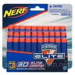 Игрушечное оружие Hasbro Нерф Патроны Элит, 30 шт