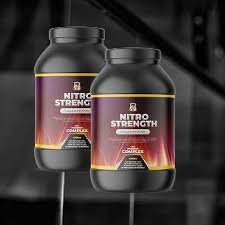 Nitro Strength (Nitro Strengs) - capsules...