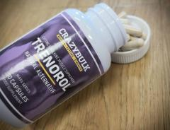 CrazyBulk (Crazy Bulk) - Capsules for muscle