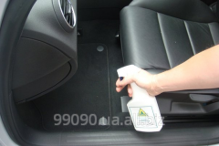 Protectant for fabric and inside of the car