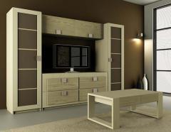 Modular furniture for hotels