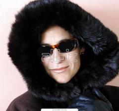 Short fur coats are female