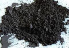 Powder ferromagnetic powder, magnetic for powder