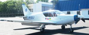 Легкий многоцелевой самолёт Y1«ДЕЛЬФИН»