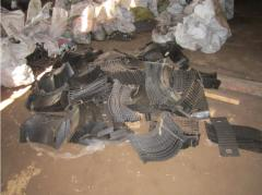 Прокладки резиновые ЦП