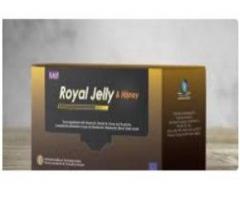 Royal Jelly (Ройал Джелли) - капсулы для укрепления иммунитета и здорового гормонального фона