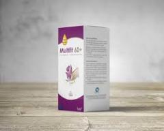 Multifit 60+ (Мультифит 60+) - капли для укрепления организма пожилих людей