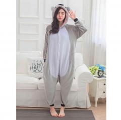 Пижама кигуруми Взрослые и Детские Коала мягкая и теплая