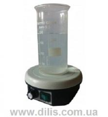 The compact magnetic stirrer without heating of