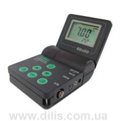 OVP-meter / pH / conductometer / saline tester / thermometer - Ezodo PCT-407