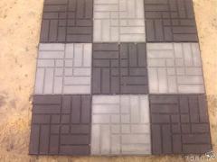 Плитка тротуарная полимерпесчаная