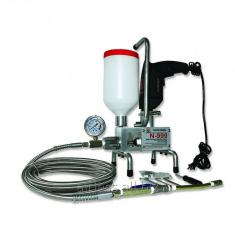 The injection pump VD N999 - repair of concrete designs