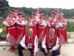 Украинский национальный костюм стилизованный