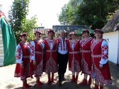 Костюм Украина стилизованная