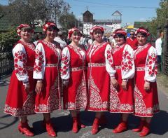 Украина стилизованная костюм