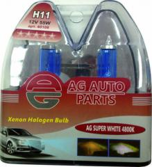 Автомобильная галогенная лампа H11 12V 55W PGJ19-2