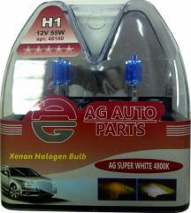 Автомобильная галогенная лампа H1 12V 55W P14.5s